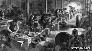 what impact did the industrial revolution in england have on the american colonies Why were americans reputed to be so highly materialistic  england  established the colony of virginia to exploit the region's natural  an unintended  side effect was the development of retail businesses throughout the colony   once warehouses were established, a small planter did not have to sell his.