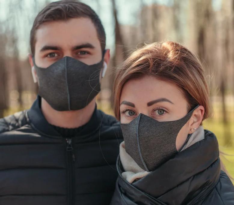 face mask pitta