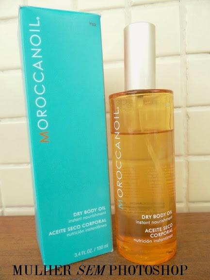 Moroccanoil Dry Body Oil óleo corporal seco