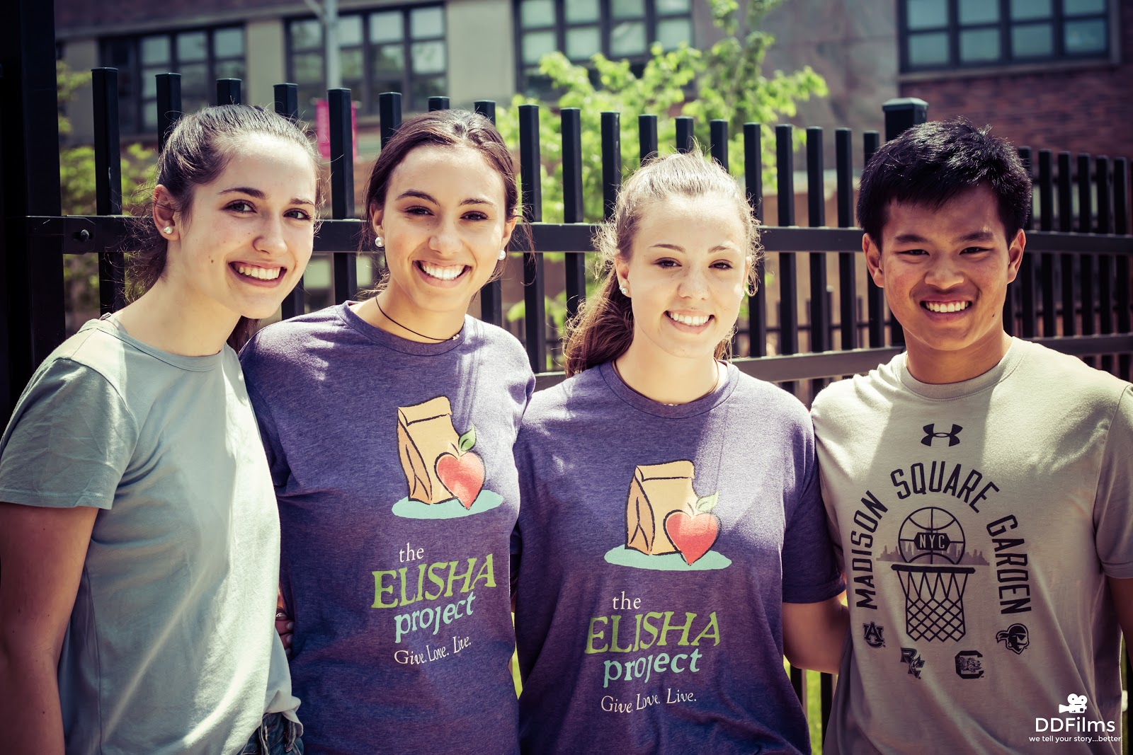 Volunteers at The Bowery Mission