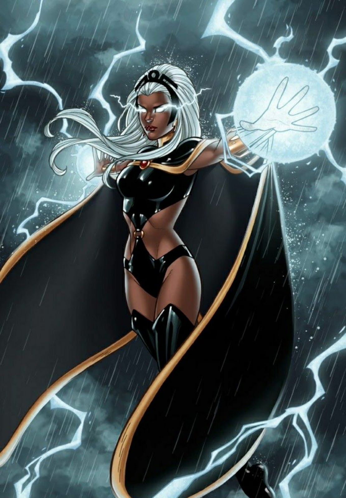 Storm – The fierce leader of the X-Men