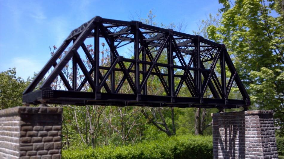 Image result for Truss bridge