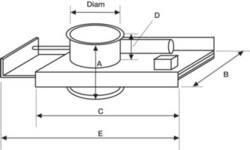 ducting automatic damper