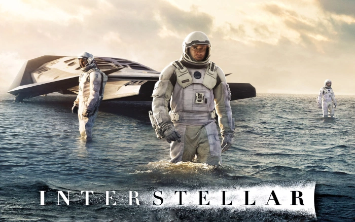 Interstellar: (2014)