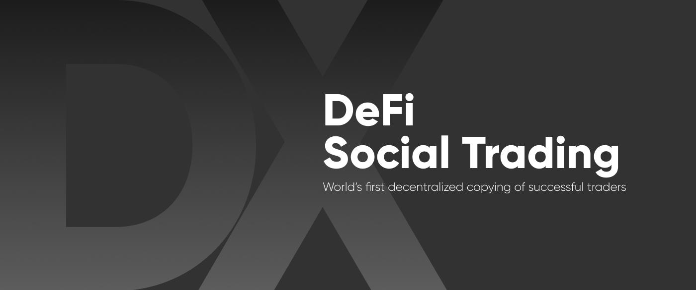 Blog DeFi Social Trading
