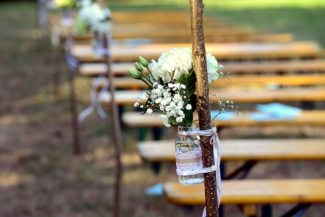 Sustainable weddings ideas