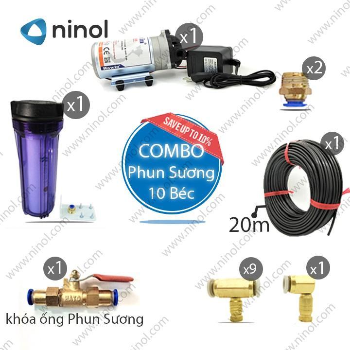 Ninol cung cấp nhiều mặt hàng đáng sử dụng