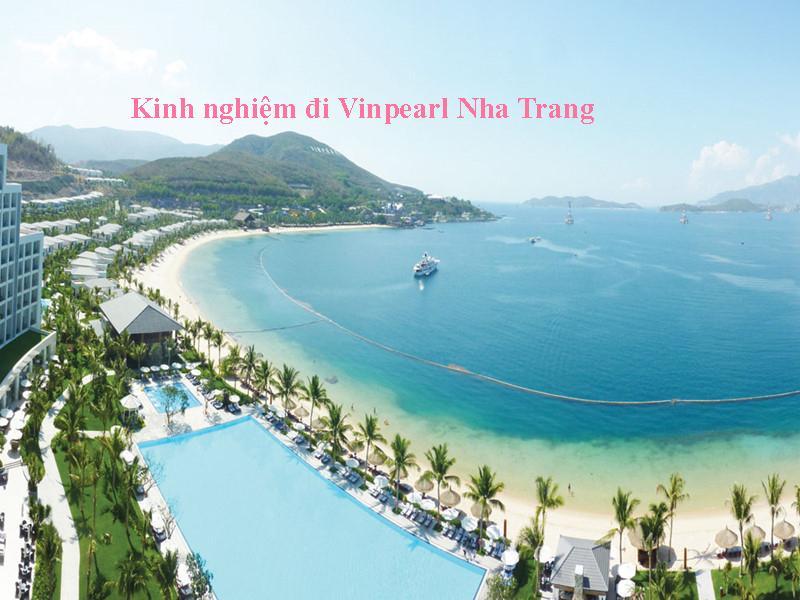 Kinh nghiệm đi Vinpearl Nha Trang