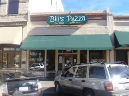Bill's Pizza.