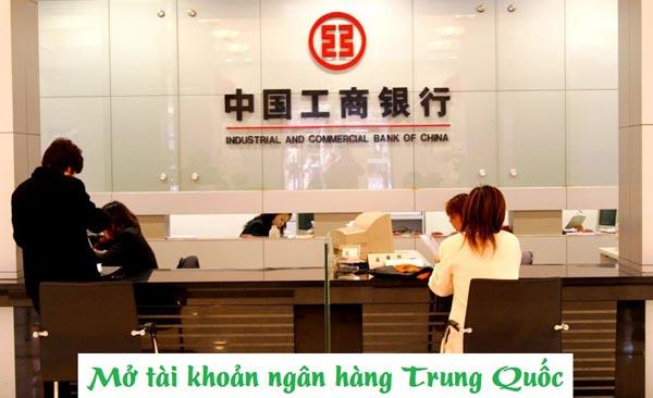 Hướng dẫn cách mở và chuyển tiền vào tài khoản Trung Quốc