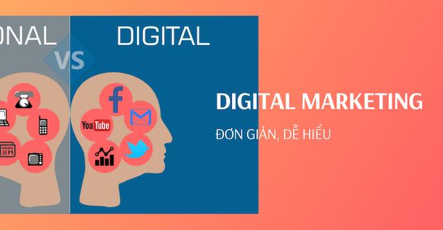 Digital marketing giúp doanh nghiệp tiếp cận được với nhiều khách hàng tiềm năng hơn