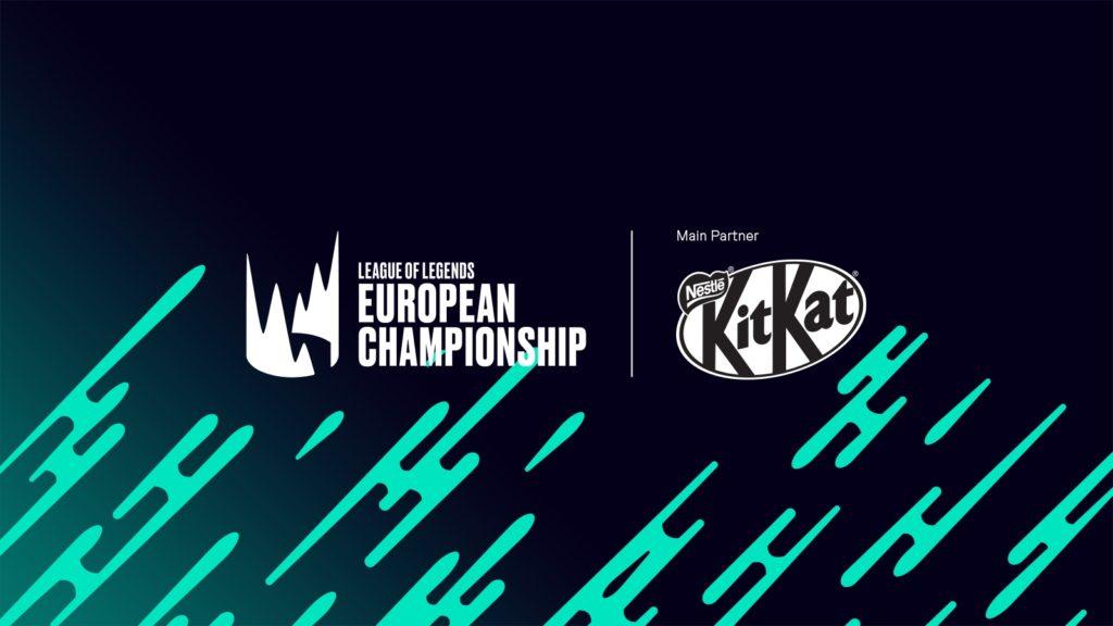 KitKat Sponsors LEC 2020 Summer Split