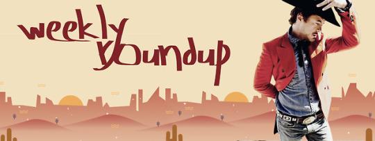 Fluffypanda Tony Stark Bingo Round 2 Weekly Roundup Week 5