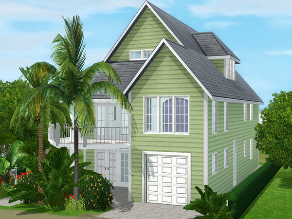Living Large — Ideas for Houses in Sims 3 - thesims3game net