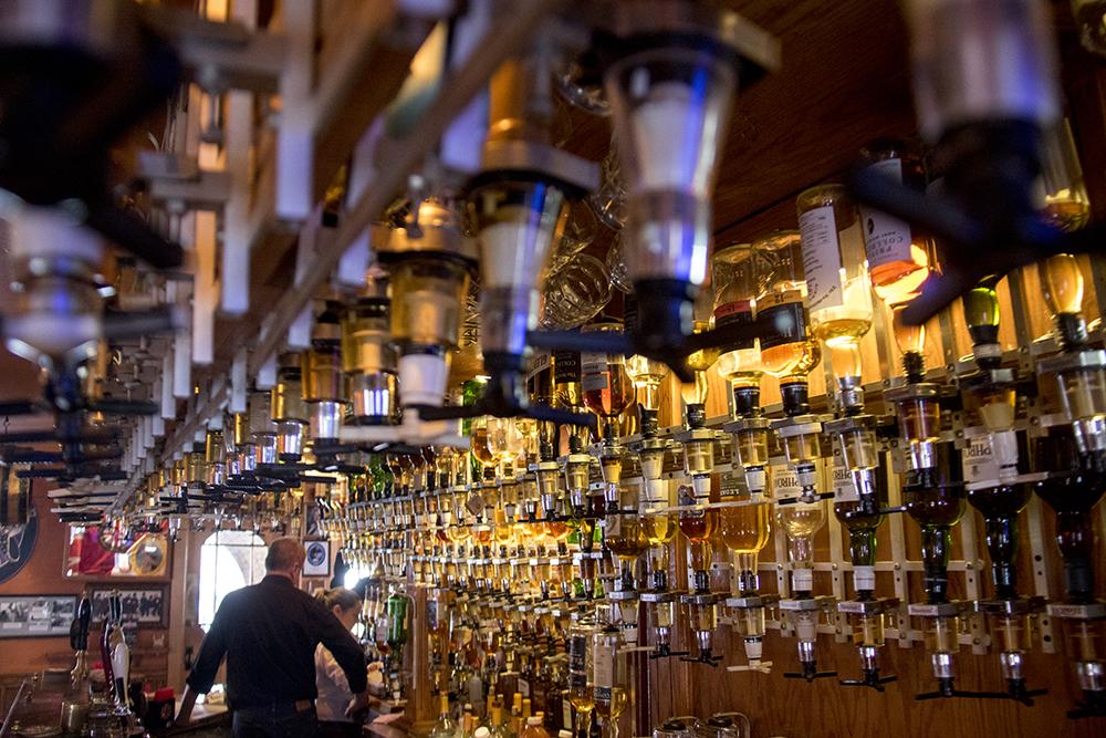 Whiskey Tango Foxtrot Pints Pub