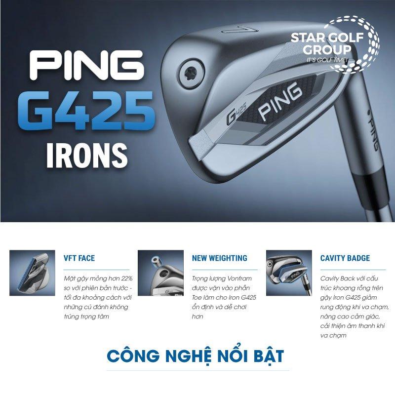 Irons Ping G425