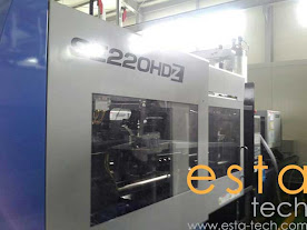 Sumitomo SE220HDZ-C560 HP (2013) All Electric Plastic Injection Moulding Machine