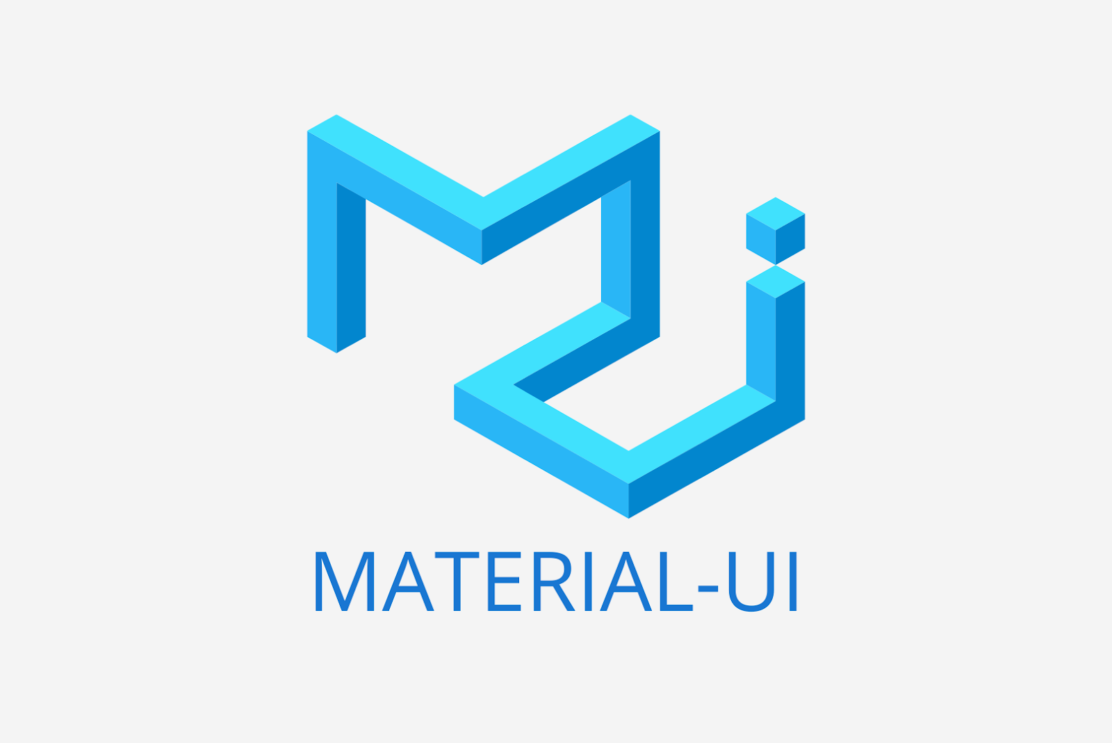 Material UI React UI component library