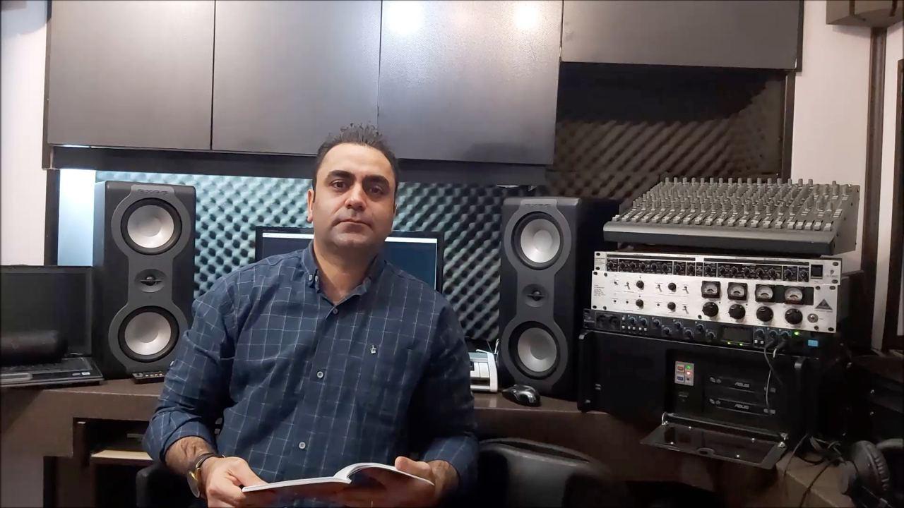 ۲۴ آموزش وزنخوانی کتاب ریتم در موسیقی ایمان ملکی