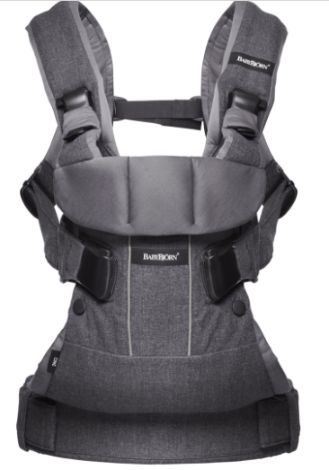 BabyBjorn baby carrier one – ergonomic edition