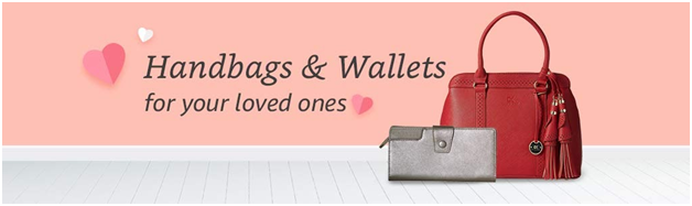 Handbags/Clutches As a Valentine's Day Gift For Her