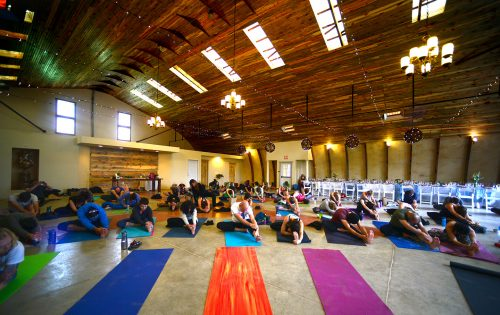 Marijuana Yoga Club California