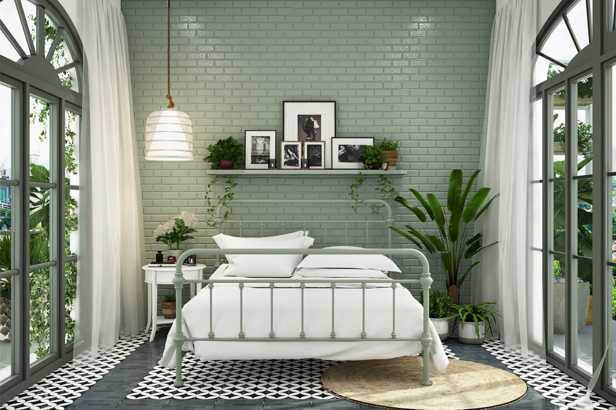 Design with Sage Green Color