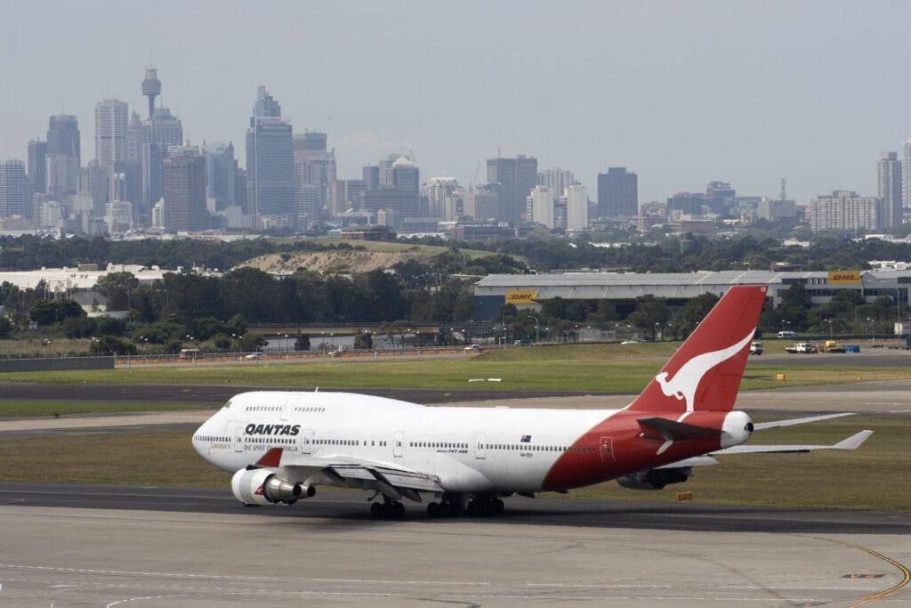 Aircraft - Qantas