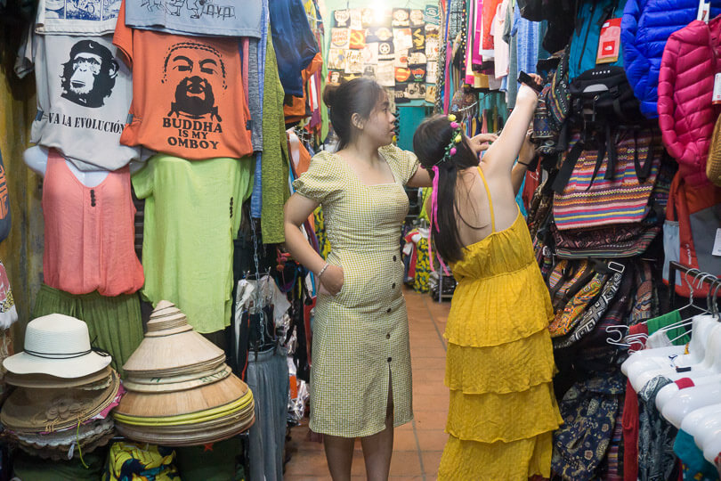Markets in Ho Chi Minh City are great to find things to buy in Vietnam.