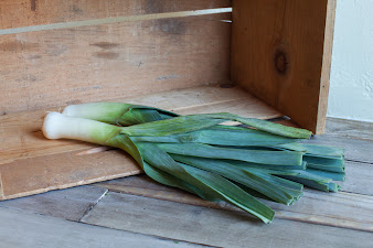 Photo of the share - Leeks