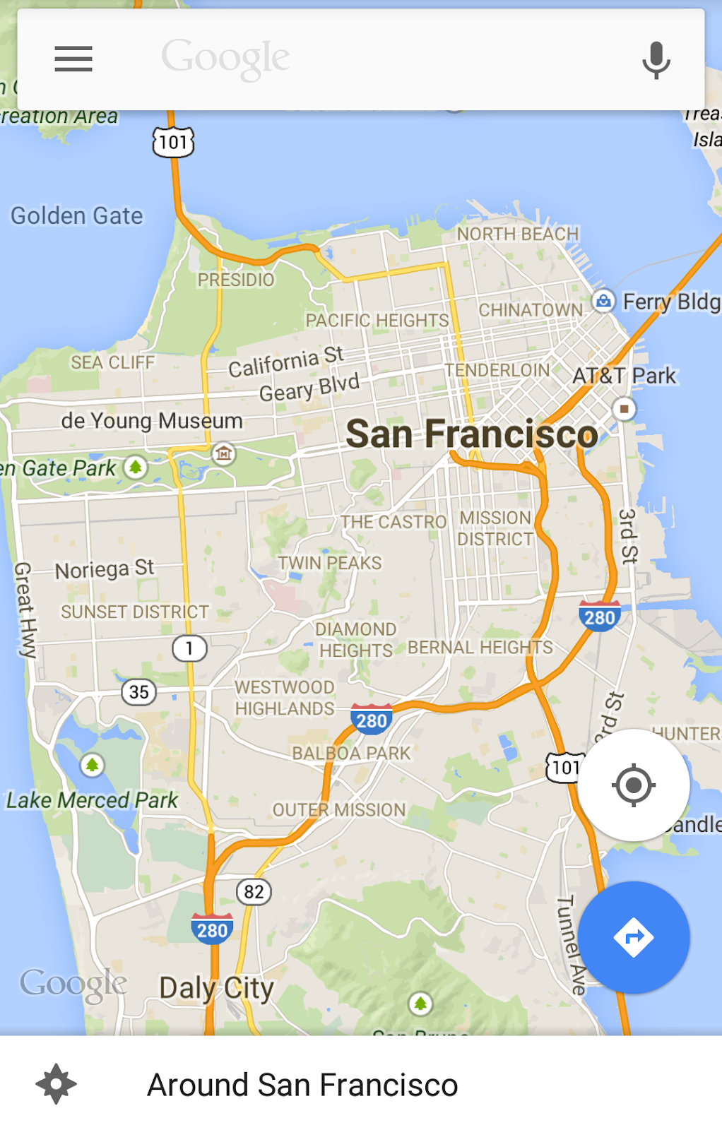 Announcing Google Maps for Mobile on Android version 90 Google – Get Directions on Google Maps