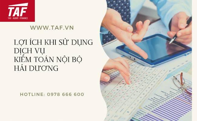 Đến với TAF doanh nghiệp của bạn có được nhiều lợi ích nhất