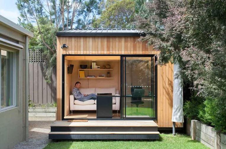 15 Desain Rumah Kayu Mewah Modern Dan Minimalis