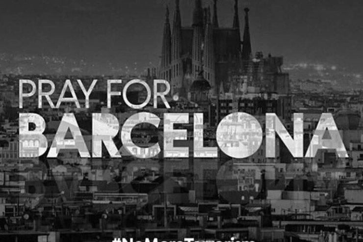"""Đức Thánh Cha lên án """"sự bạo lực mù quáng"""" của vụ tấn công ở Barcelona"""
