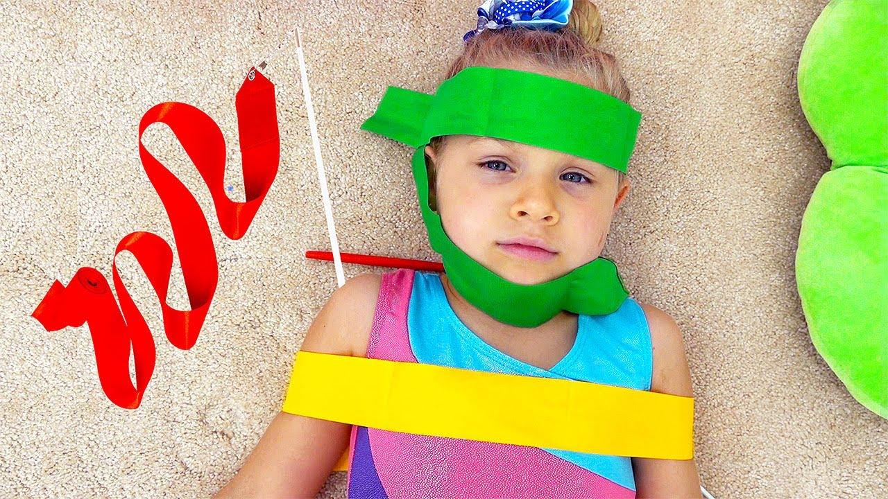Russian YouTube sensation: Kids Diana Show