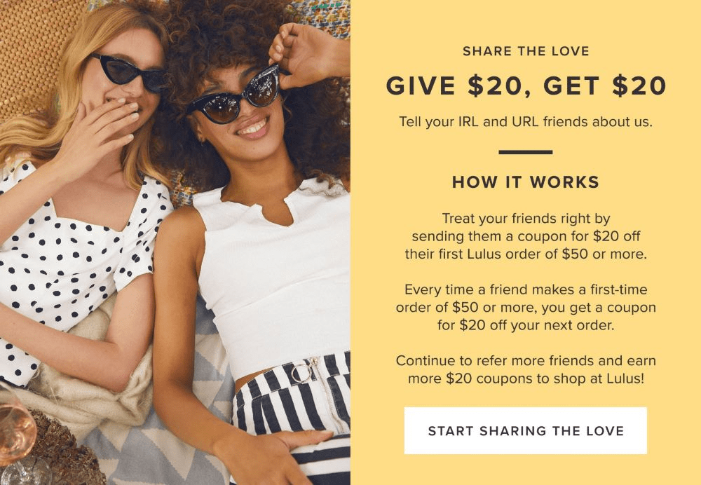 How to Increase Word of Mouth Marketing Using a Referral Program 3