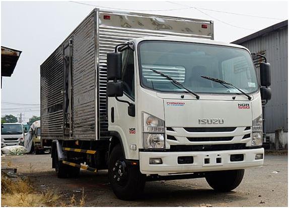 an toàn của xe tải Isuzu 5t5