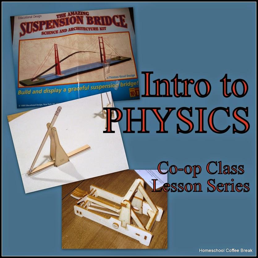 Physics Co-op Lesson Series @ kympossibleblog.blogspot.com