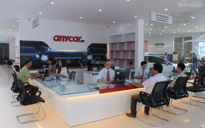 Khách đến Anycar Mỹ Đình sẽ được tư vấn xe, cung cấp các dịch vụ hỗ trợ tốt nhất