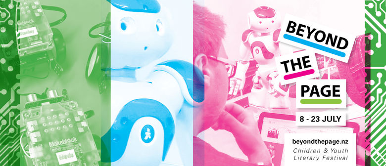 meet the robots holiday programme