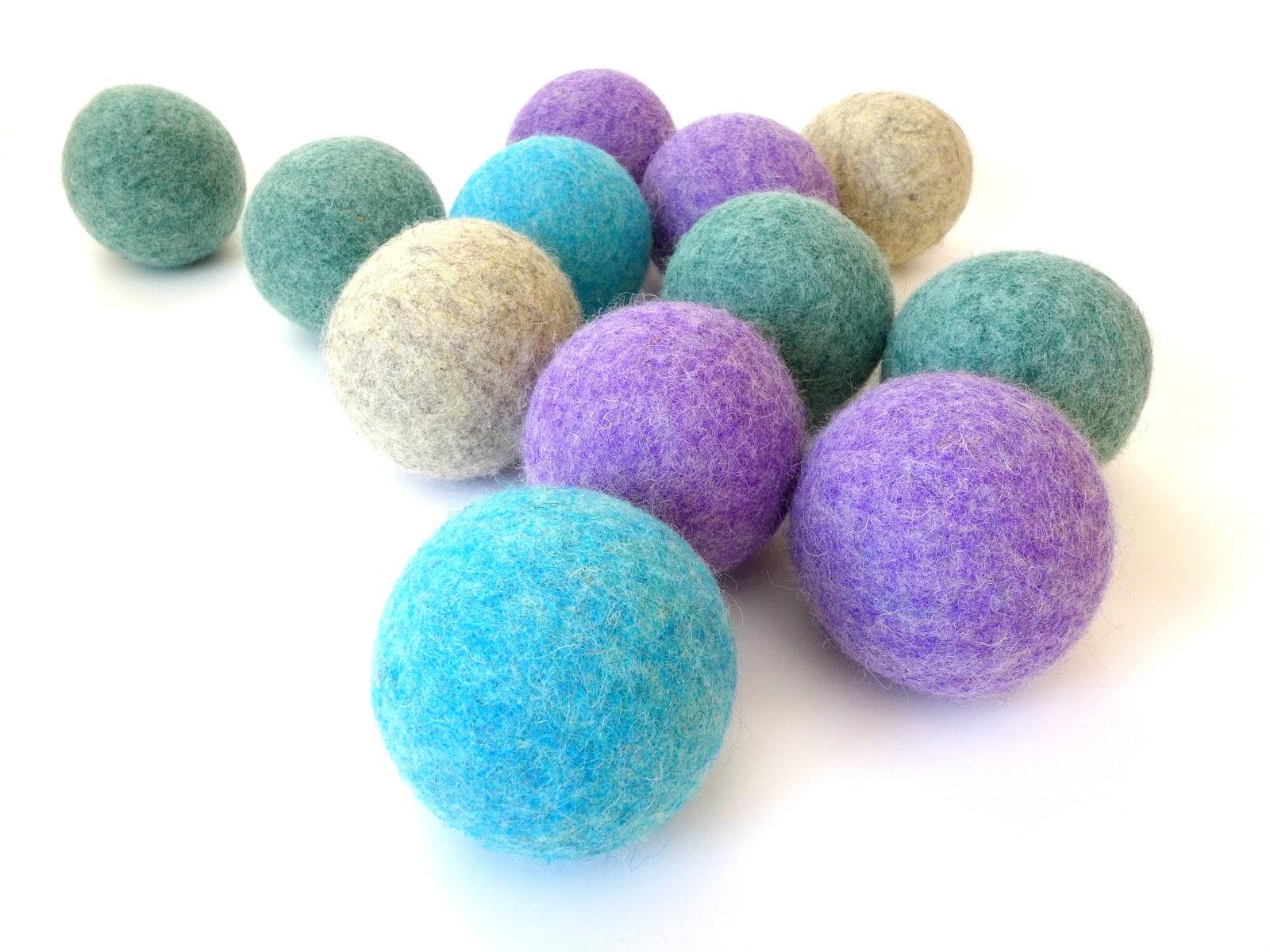 LooHoo Wool Dryer Balls