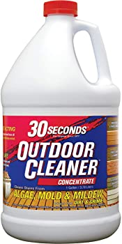 30 Seconds Outdoor Concentrate Roof Cleaner
