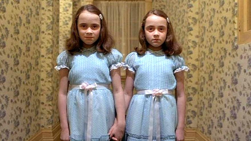 Image result for the shining twins