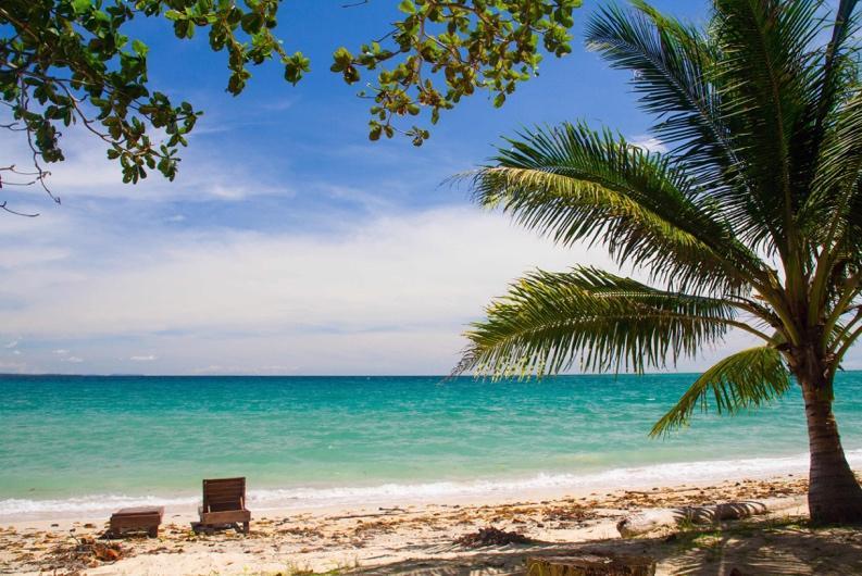 推薦沙巴迪加島浮潛就能享受到最原始最自然的景色