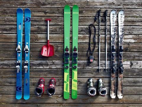 Équipement ski de rando enfants