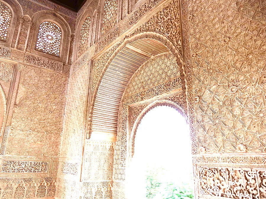 The Palaces At Alhambra