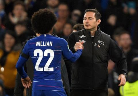 Chuyển nhượng Chelsea mới nhất Giữ Willian mua Zaha hình ảnh