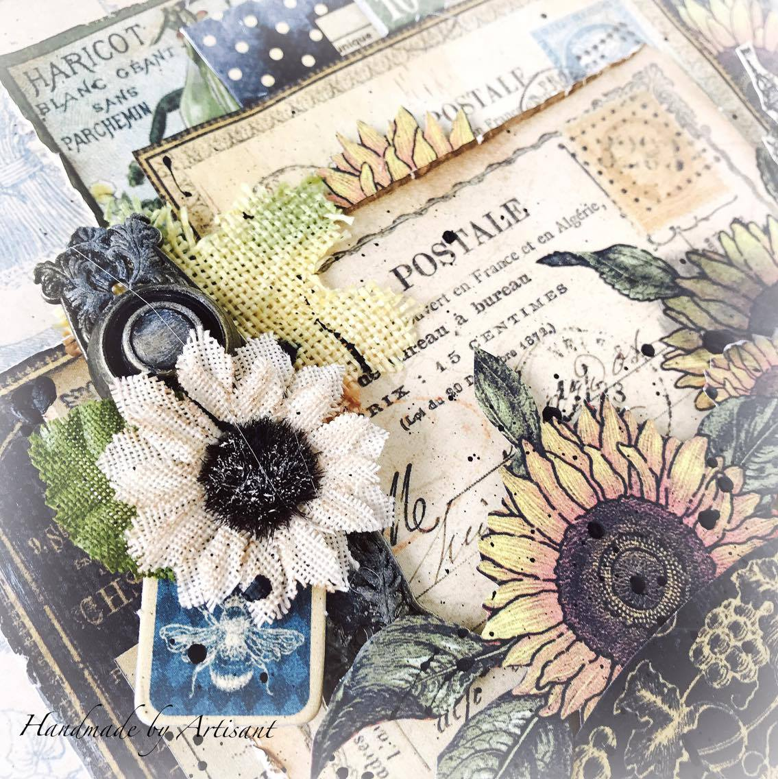 French Country canvas and tag for Graphic 45, by Aneta Matuszewska, photo 6.jpg