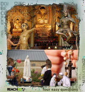 Good person Test - Idolatry