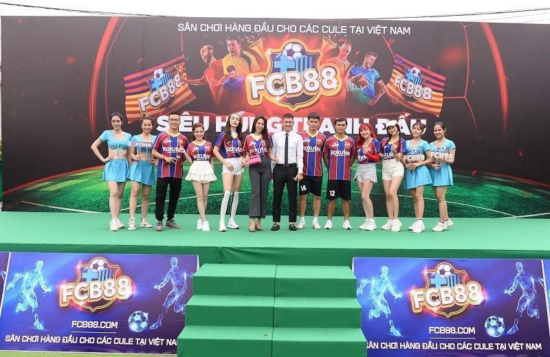 FCB88 - một năm đồng hành cùng người hâm mộ Việt Nam - Ảnh 6